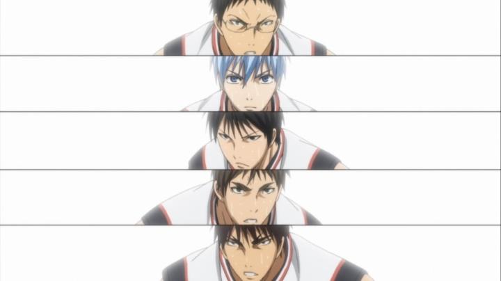 Kuroko's Basketball 2 - 16 Snap
