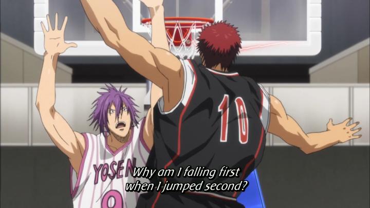 Kuroko's Basketball 2 - 24 Snap 2