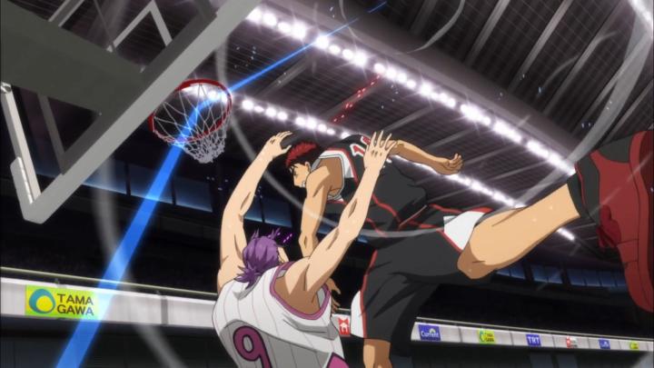 Kuroko's Basketball 2 - 25 Snap 1