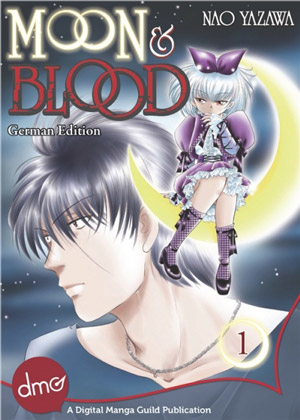 Moon & Blood Band 1 (German) now available on eManga