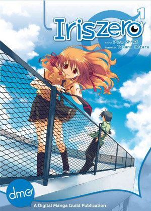 Iris Zero Vol. 1 now available