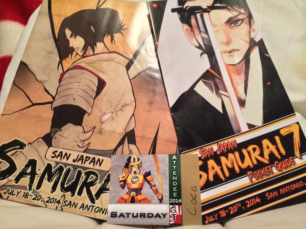 San Japan: Samurai 7 (1/6)