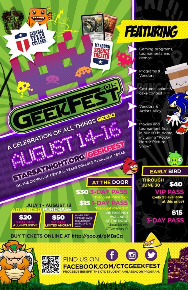 CTC Geekfest 2015 (1/4)