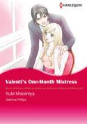 Valenti's One-Month Mistress